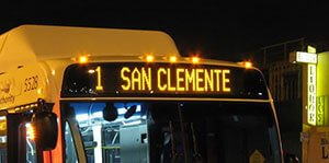 LED DESTINATION SIGNS