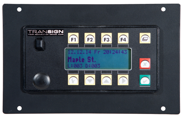 transign led controller unit