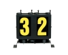 2 digit number box front