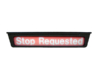 stop requested sign bottom
