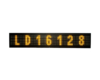 LED Destinator LD16128 Amber