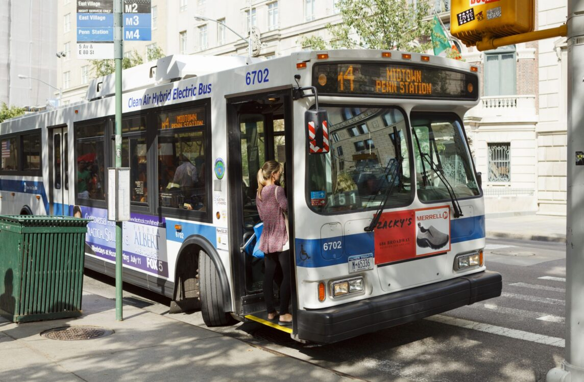 Passenger Safety on Public Transit