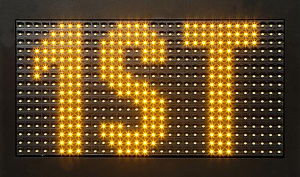 LED Bus Destination Displays | LED Display Signs -Transign